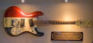 The Venture's guitar