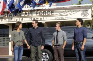 Hawaii Five-0 5-0 Episode 9, Po`ipu