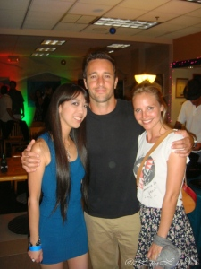 @LisaLisa98, Alex O'Loughlin, Amber Clayton
