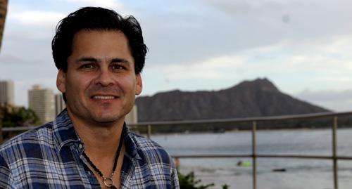 Peter Lenkov, Executive Producer, Hawaii Five-0