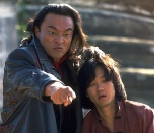 """Cary Tagawa as Shang Tsung, """"Mortal Kombat"""""""