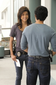 Grace Park, Daniel Dae Kim, Hawaii Five-0