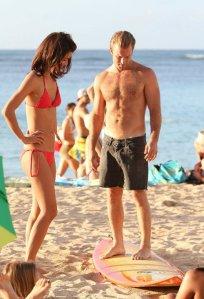 Grace Park, Scott Caan, Hawaii Five-0, Kai E'e