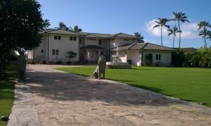 Rachel's house