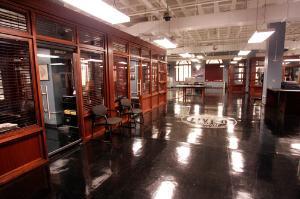 Inside the Five-0 HQ, Photo: FL Morris
