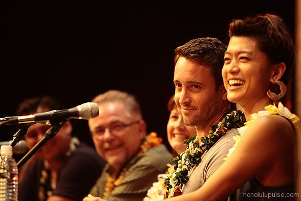 Hawaii Five-0 Actor's Seminar