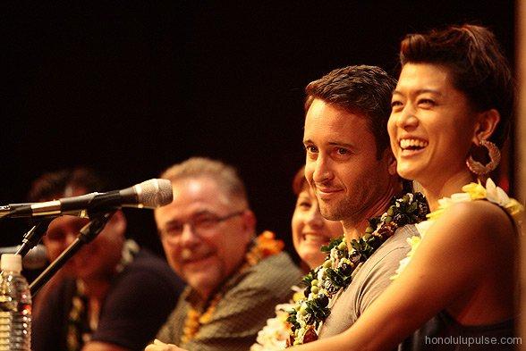Hawaii Five-0 Actor's Seminar