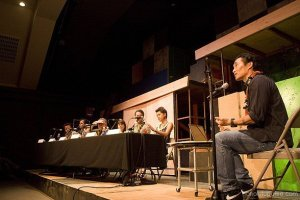 Daniel Dae Kim at the Hawaii Five-0 Actor's Seminar, 2/27/11, PHOTOS BY JAMM AQUINO / jaquino@staradvertiser.com
