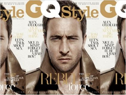 Alex O'Loughlin, GQ Magazine