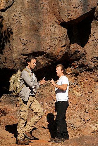 Petroglyphs, Hawaii Five-0