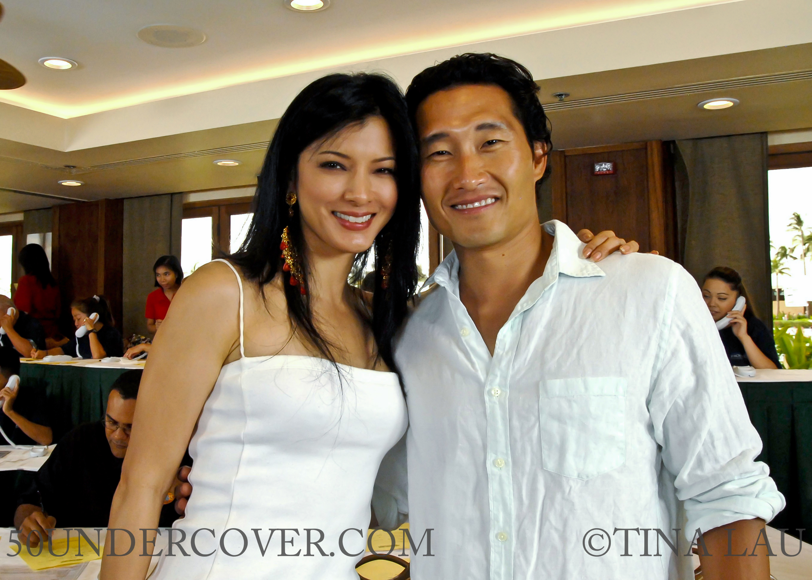 Daniel Dae Kim Wife | www.pixshark.com - Images Galleries ...