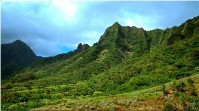 Kaaawa Valley, Kualoa Ranch, Hawaii Five-0