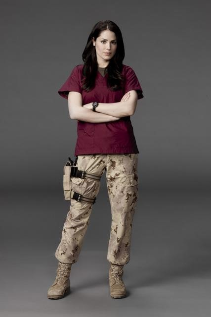 Michelle Borth in Combat Hospital