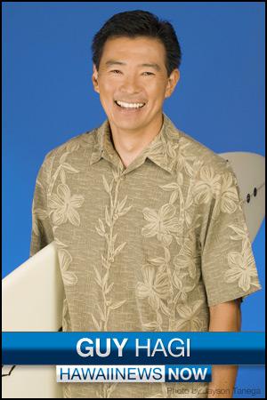 Guy Hagi, Hawaii News Now