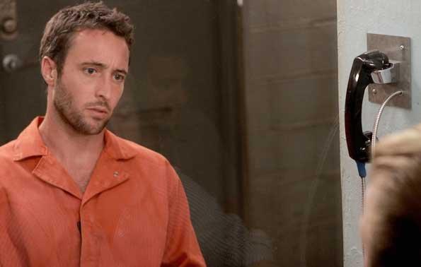 "Alex O'Loughlin as Steve McGarrett, Hawaii Five-0 season 2,""Ha'iole"""