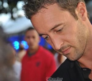 Alex O'Loughlin (Photo: @ltaelor)