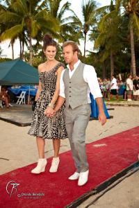 Scott Caan on the red carpet. (Photo: Orlando Benedicto)