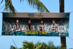 Hawaii Five-0 Season 2, Sunset on the Beach