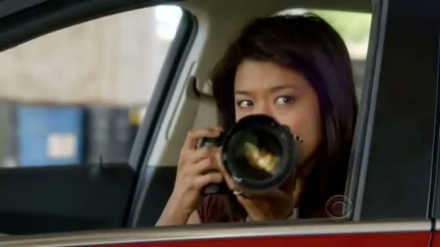 Yes, Kono is still in the show.  (Photo: CBS)